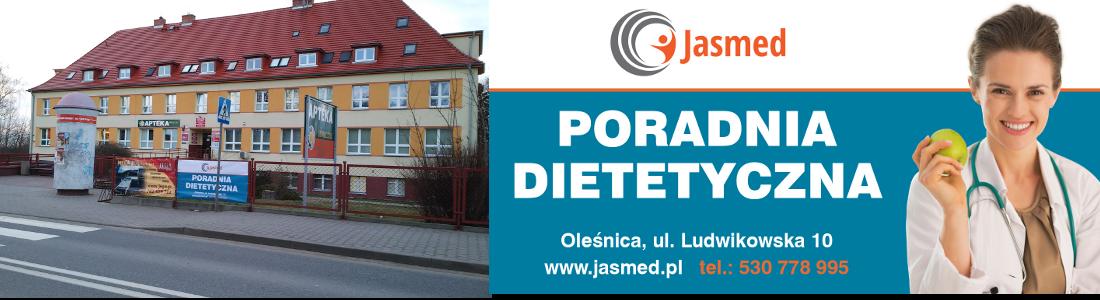 Dietetyk Olesnica - Poradnia Dietetyczna w Oleśnicy